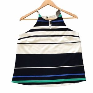 Anthropologie Sunday in Brooklyn striped tank S